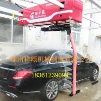 商用無接觸式全自動洗車機 k6