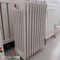 钢七柱形散热器工程家用水暖钢制暖气片