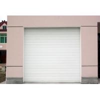 惠州铝合金手动卷闸门欧式电动车库门现代自动感应折叠门