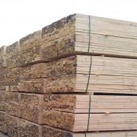批发建筑木方 工地方木条 辐射松铁杉云杉白松等 使用时间长