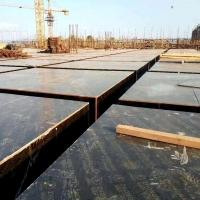 建筑模板黑板 双面覆膜 板面平整光滑易脱模免抹灰 水煮不开胶