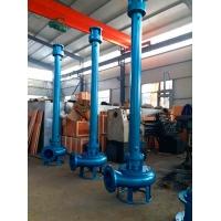 立式液下泵 无堵塞长杆泵 双管长轴排污泵