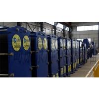 板式換熱器防凍保護方法