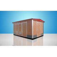 金属雕花板箱变外壳适用的环境要求