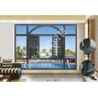 佛山乐壹德式门窗-108断桥窗纱一体平开窗