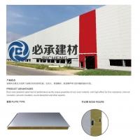 上海岩棉夹芯横装板隔音吸声效果显著