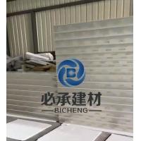 上海岩棉彩钢夹芯板具有隔热效果
