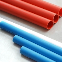 PVC阻燃冷弯线管
