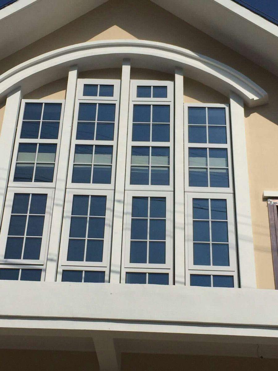 高端定制贝科利尔80系列铝包木门窗豪华欧式别墅门窗