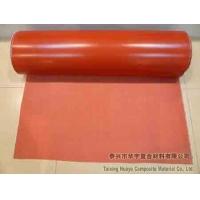 高品質單雙面壓延硅膠布