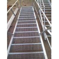踏步平台钢格板A刘村踏步平台钢格板厂A楼梯踏步平台钢格板