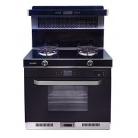 美炊ZKX10蒸烤消一體集成灶一件解決大半廚房電器
