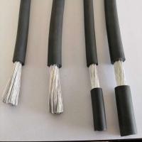 YH50平方鋁芯焊機線稀土鋁合金焊把線鋁芯電焊線