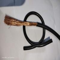 铜包铝导体焊把线 电焊机用电焊线 发电机组用电池电瓶连接线
