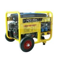 单相输出190A汽油发电电焊机