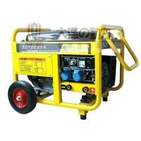 汽油发电电焊机,汽油发电电焊两用机