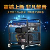 230A柴油發電焊發一體機