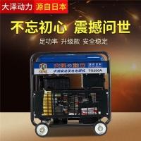 TO250A,250A柴油发电电焊机