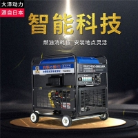 投标用280A柴油发电电焊机