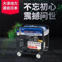 300A柴油发电电焊机铁路应急