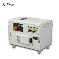 带电梯12kw静音汽油发电机TOTO12