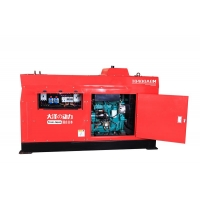 400A柴油发电焊机双把焊接