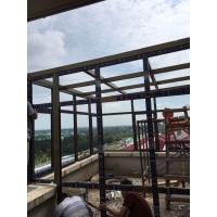 昌平专业制作阳光房 铝包木门窗 断桥铝窗