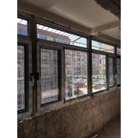 昌平搭建陽光房 天通苑制作斷橋鋁門窗價格