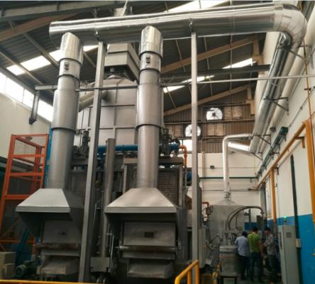 熔化爐配套除塵設備