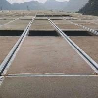 河南洛阳钢骨架膨石轻型板 膨石楼板厂家 京洲板业