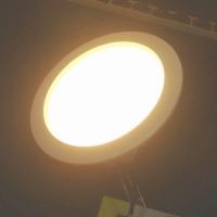 LED嵌入式筒灯8寸30W开孔200mm压铸LED筒灯