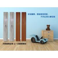 硅藻晶防水隔音地板无缝spc锁扣免胶家用卧室耐磨防腐12mm