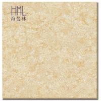 佛山瓷砖厂家 客厅地板砖 棕黄御品石 HJV0825