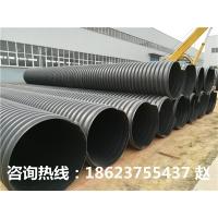 DN1000钢带增强聚乙烯螺旋波纹管
