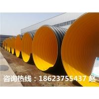 DN1800钢带增强聚乙烯螺旋波纹管