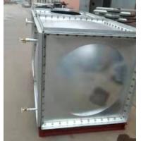 山西热镀锌水箱安装说明