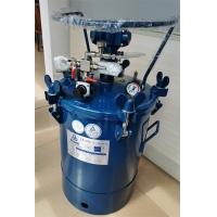 气动压力桶 宝丽40升压力桶 喷漆压力桶
