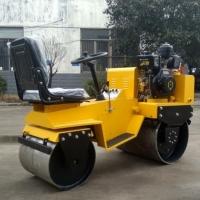 850小座駕壓路機 小型壓路機 雙輪震動壓路機現貨