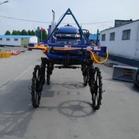 麦田杀虫喷药机  自走式三轮打药机 农用打药机