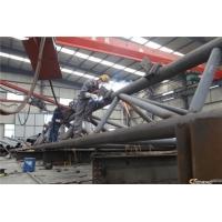 鋼結構管桁架鋼管彎弧加工