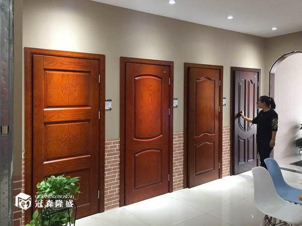 重庆冠森隆盛木门 产品展示