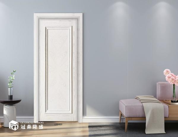 重庆冠森隆盛木门:简约木门场景图展示
