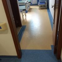 超强耐磨,防滑同质透心地板,医院,商场首选