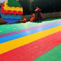 室外悬浮地板,幼儿园悬浮地板