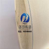 全棉耐高温棉帆布输送带 编织帆布输送带 无缝帆布输送带