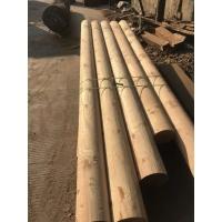 樟子松防腐木 碳化木 防腐木扶手栏杆 户外防腐木