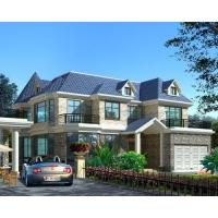 欧家轻钢别墅 轻钢房屋农村建房都选轻钢建房 轻钢房屋优势