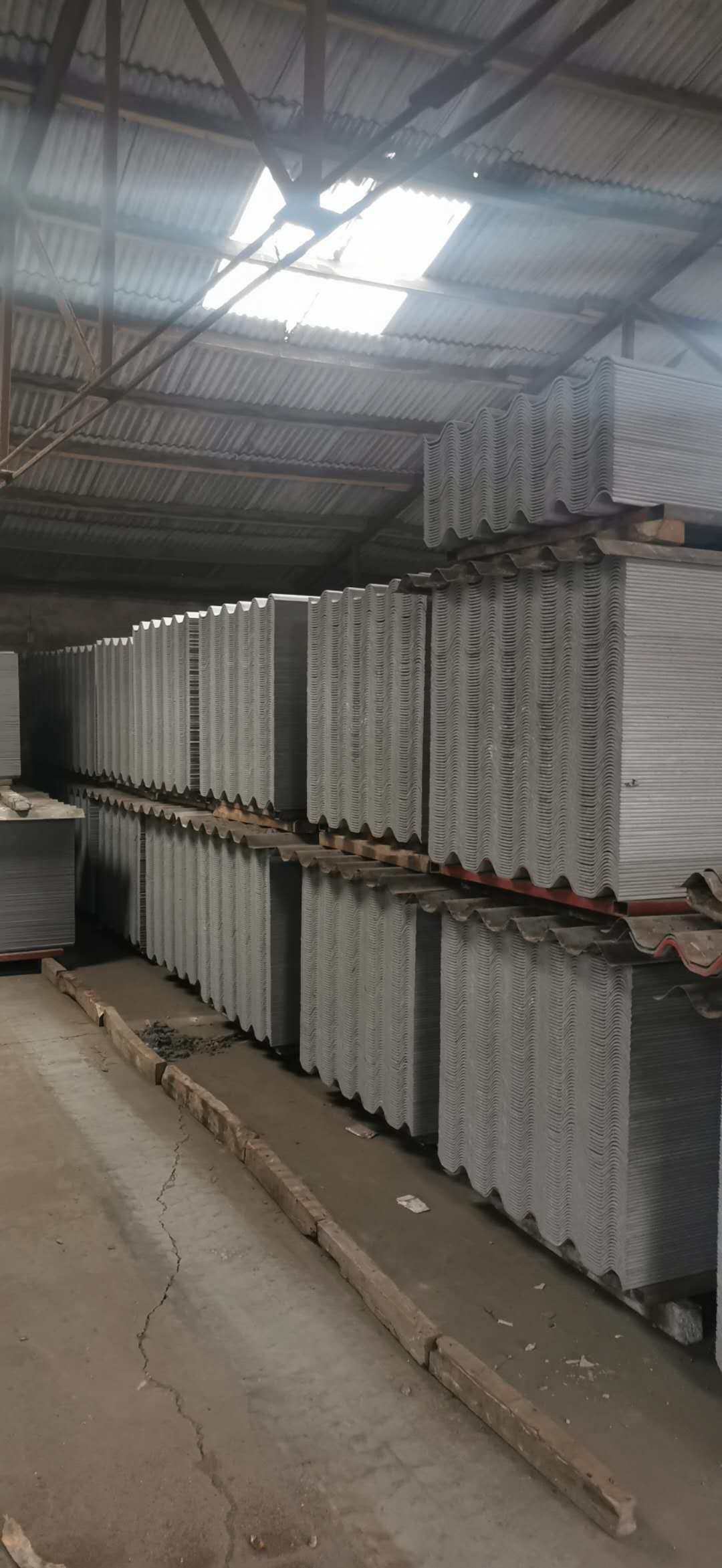 水泥瓦生产厂家_鑫寓彩瓦保证您满意(在线咨询)_北京水泥瓦