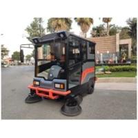 掃地吸塵車 全封閉駕駛式掃地機 保潔環衛車