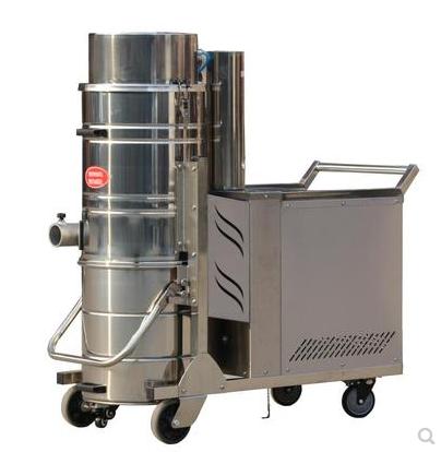 工業用脈沖反吹吸塵器,4000W吸粉塵脈沖工業吸塵器